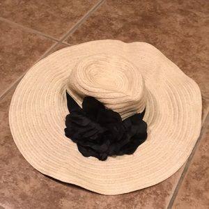 Sakkas straw hat